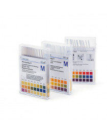 Хлор тест колорим. 0 - 0.5 - 1 - 2 - 5 - 10 - 20 мг/л, 75 полосок/1 уп. 117925.0001