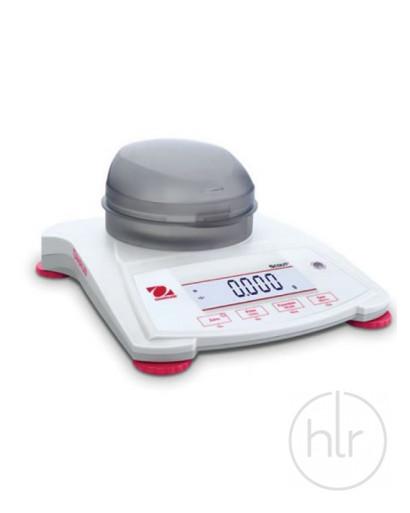Весы портативные, SPX223, 220 г/0,001г, OHAUS