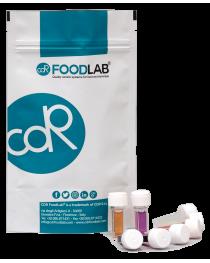 Комплект реактивов CDR FoodLab для определения Хлоридов в молоке/молочных продуктах и соусах