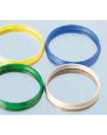 Кольцо сливное к бутылям для реактивов GL 45, ПП, желтое (DURAN, Германия) (1089917)