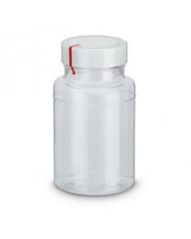 Стерильная емкость для отбора проб ПЭТ 120 мл, с тиосульфатом натрия