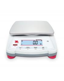 Весы портативные, NVТ6201, 6,2кг/0,1г, платформа 230х174 мм, OHAUS