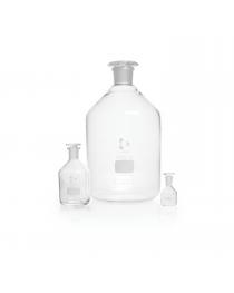 Бутыль для реагентов с горлом NS 29/32, без крышки, 1000 мл, (DURAN, Германия) (231645404)