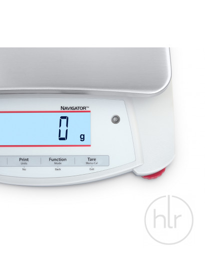 Весы OHAUS NVТ2201 (2200 г/0,1 г) 230x174мм