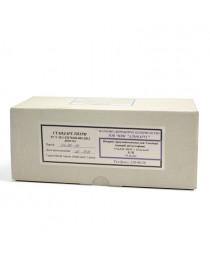 натрий серноватистокислый (тиосульфат) стандарт-титр (уп. 10 ампул), Альфарус