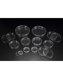 Чашка Петри культуральная, 35x10 мм, PS, стер., необработ. поверхн. (10 шт/уп), (SPL) (11035)