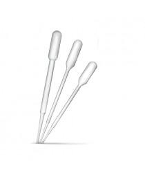 Пипетка Пастера 3 мл Labexpert стерильная, индивидуальня упаковка (ПЭ)