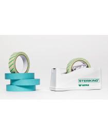 Лента индикаторная Steriking, 12 мм х 50 м (паровая стерилизация) (ITS12G)