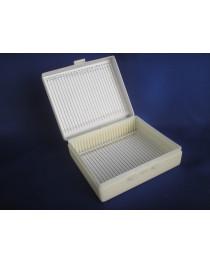бокс для хранения предметных стекол (50 стекол) «Labexpert» 7% НДС
