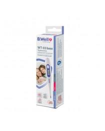 WT-03 base термометр цифровий B.Well