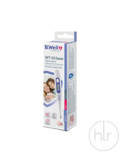 Термометр цифровий B.Well WT-03 base