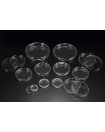 Чашка Петри культуральная, 100x15 мм, PS, стер.(10 шт/уп), (SPL) (10100)