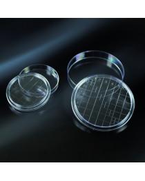 Чашка Петри стерильная 55 мм, контактная, c вентиляцией PS (10 шт/уп) (Aptaca S.p.A.) (155)