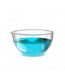 чашка выпарительная с носиком ЧВП-1-1000, 150х75 (плоскодонная)