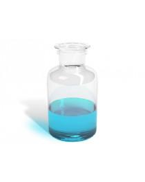 бутыль д/реаг. с притертой пробкой (светлое стекло шир. горло) 5000 мл