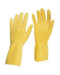 перчатки латексные с/напыл.РФ-1