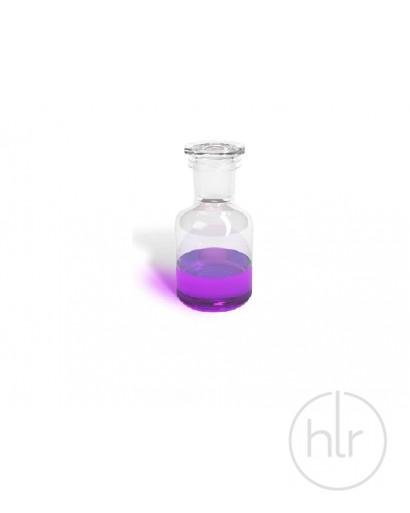 бутыль д/реаг. с притертой пробкой (светлое стекло узк. горло) 60 мл