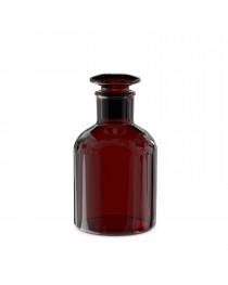 бутыль д/реаг. с притертой пробкой (темное стекло узк. горло) 125 мл