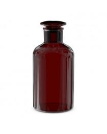 бутыль д/реаг. с притертой пробкой (темное стекло узк. горло) 5000 мл